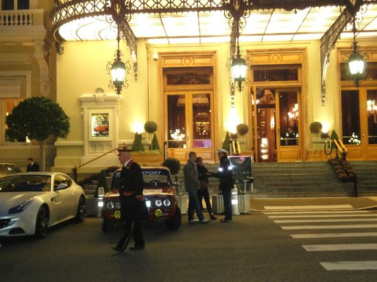 Casino of Monte-Carlo: VALELER