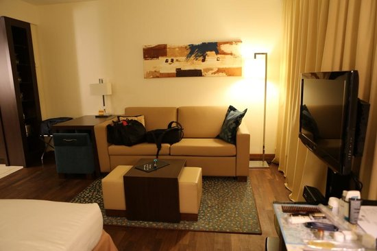 Residence Inn München City Ost: Sofa area