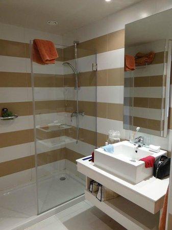Seabel Rym Beach : salle de bains
