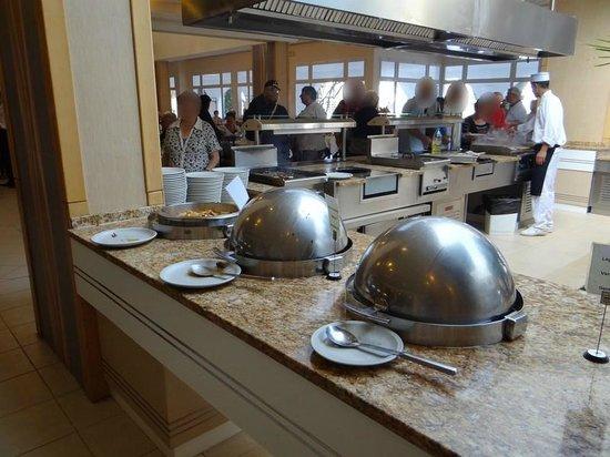 Seabel Rym Beach : salle à manger