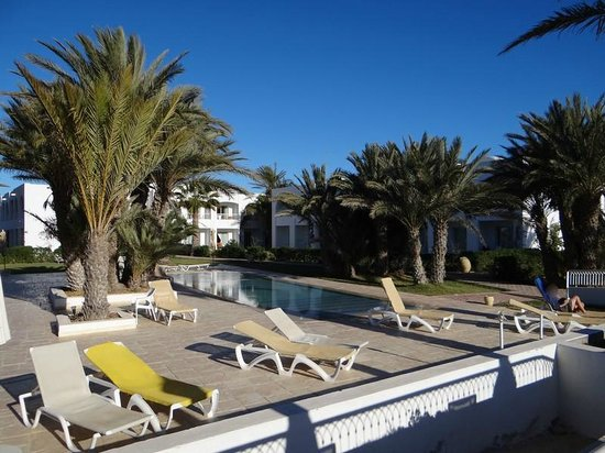 Seabel Rym Beach : petite piscine