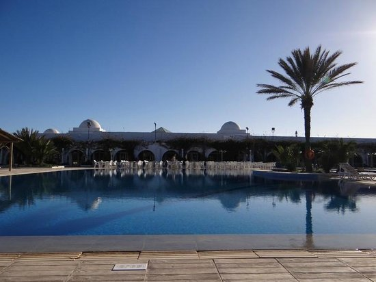 Seabel Rym Beach : piscine