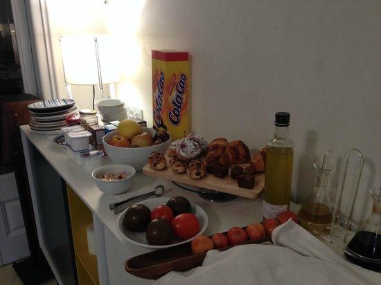 Ca La Maria : Delicious breakfast