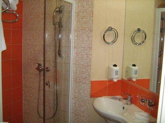 Herzen House Hotel : ванная