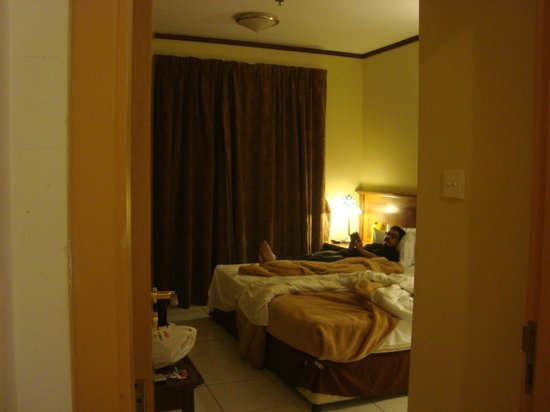 Desert Rose Hotel Apartments: bedroom no 2
