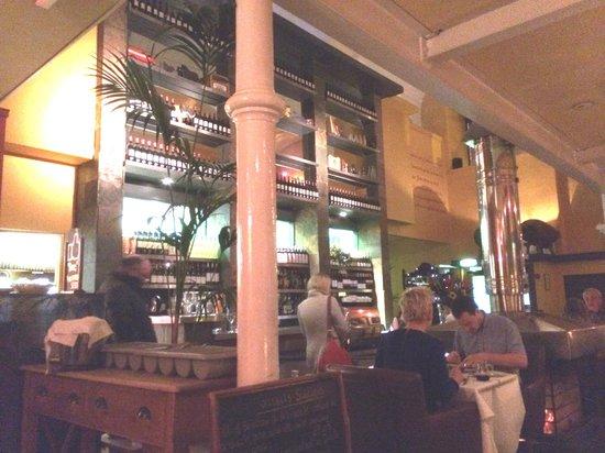 Mustard Seed Restaurant: La Barra