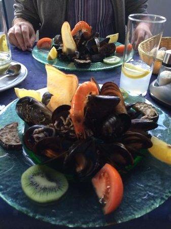 El Sol: massive mussels