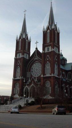 St. Joseph's Catholic Church: St. Joe's street view