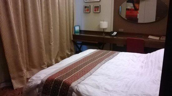Amari Doha Qatar : Bed