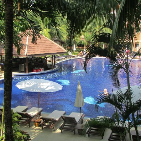 Best Western Premier Bangtao Beach Resort & Spa: View from the room