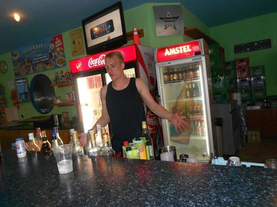Millenium Studios : Nice Bar