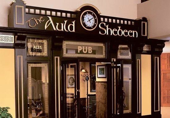 The Auld Shebeen Pub