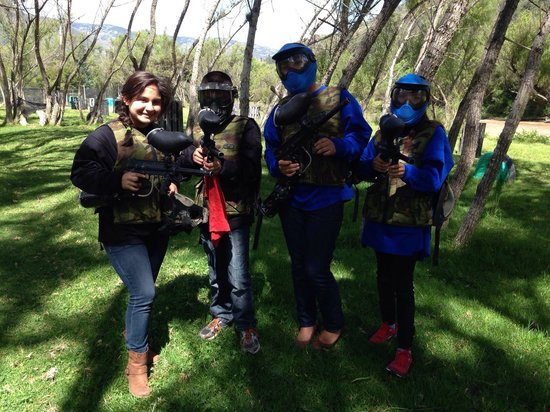 Paintballpaute
