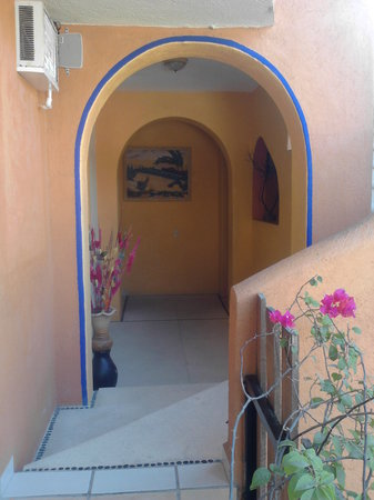 Hotel Las Salinas: pasillo hotel