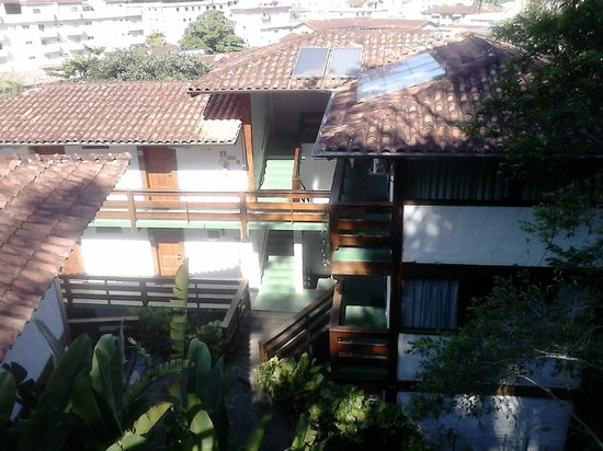 Hotel Coquille - Ubatuba : arquitetura dinamica em contato com a natureza