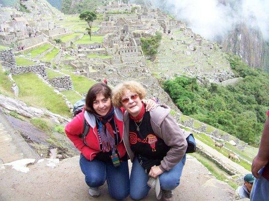 Temple of the Three Windows: Ruinas de Machupichu, Perú