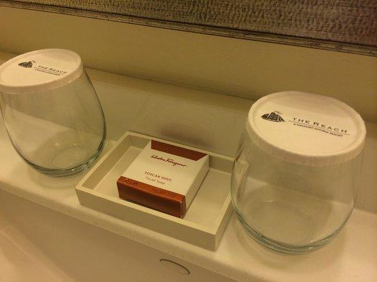 The Reach, A Waldorf Astoria Resort: Ferragamo products