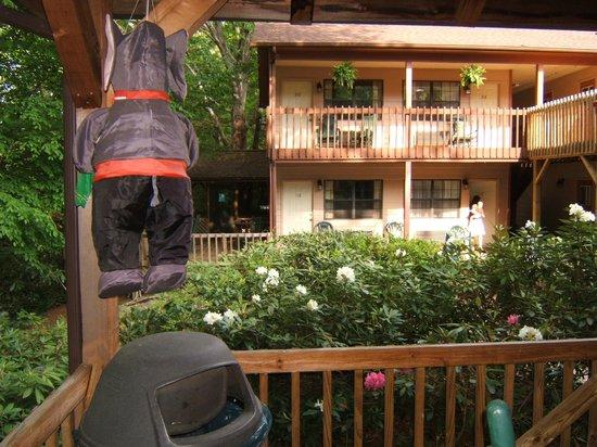 Jonathan Creek Inn and Villas : Grounds