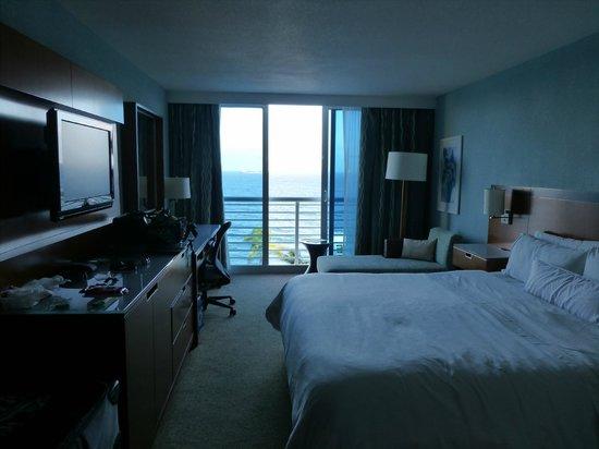 The Westin Beach Resort, Fort Lauderdale : Room ocean view