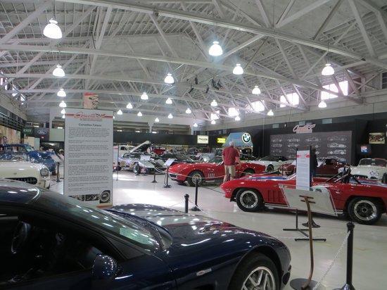 San Diego Automotive Museum: Vue de l'ensemble du musée