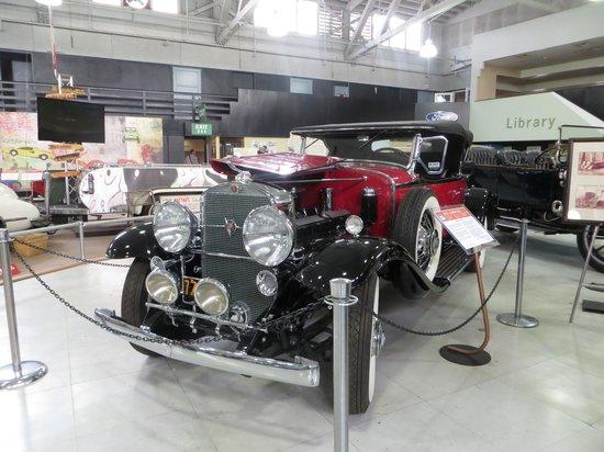 San Diego Automotive Museum: Cadillac des années 30
