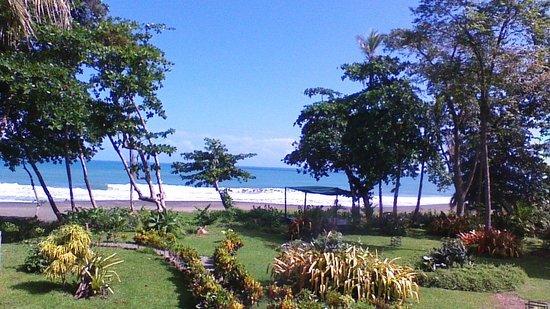Villas Serenidad: view from room