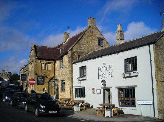 The Porch House: Porch House