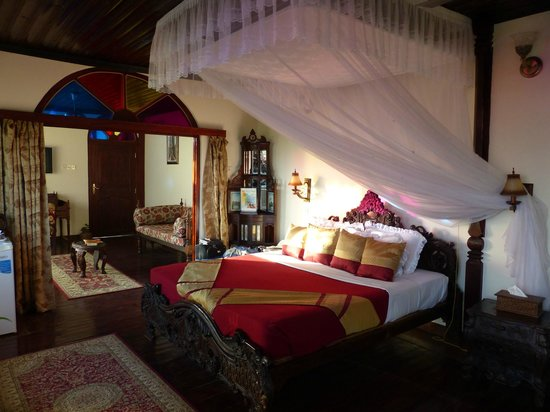 Dhow Palace Hotel : Presadential Suite