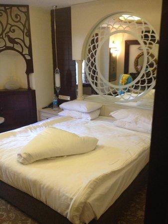 Euphoria Tekirova Hotel: Спальня