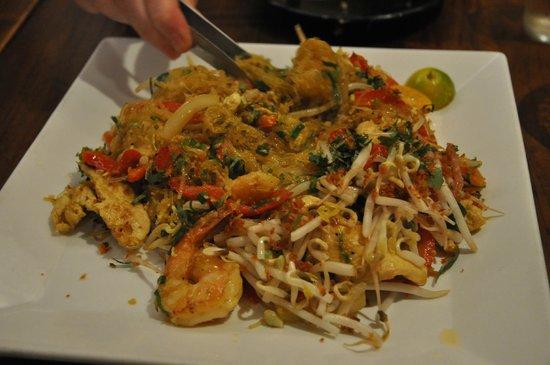 Star Noodle: Singapore noodles