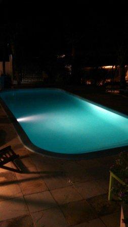 Pousada Calanda: Ótima piscina!