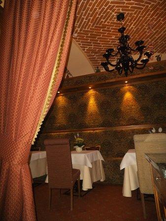 Swiss Hotel: в ресторане отеля