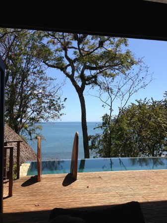 The Resort at Isla Palenque : view from eden