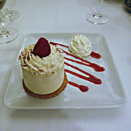 Hotel Cafe de Paris: Schuss framboise