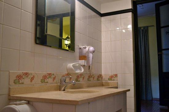 La Rocca Hostel: Baño en Habitaciòn Privada con Baño privado