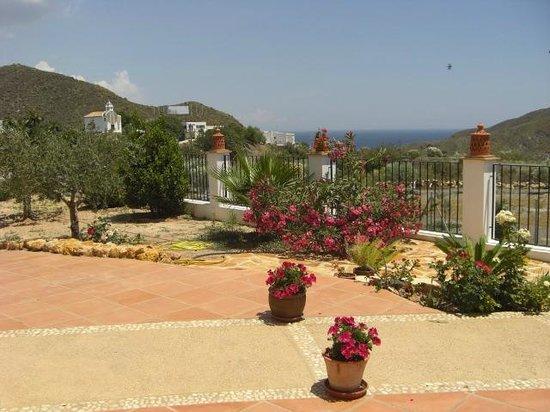 Casa Rural Mi Abuela Maria: Jardín
