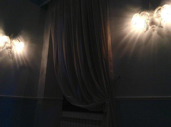 B&B Le Stanze del Duomo: illuminazione creativa