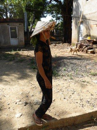 Easy Riders Vietnam: Smoking Woman