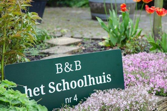 Het Schoolhuis: Onze luxe B&B biedt plaats aan 12 personen