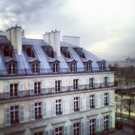 The Westin Paris - Vendome: Вид из окна