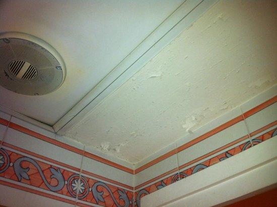 Hotel Neva - Paris : Plafond