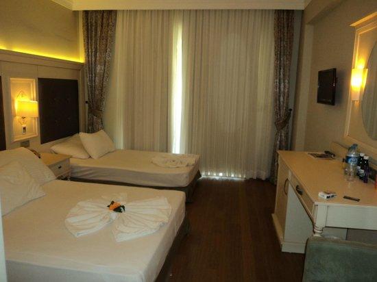 Turunc Hotel: Стандартный номер
