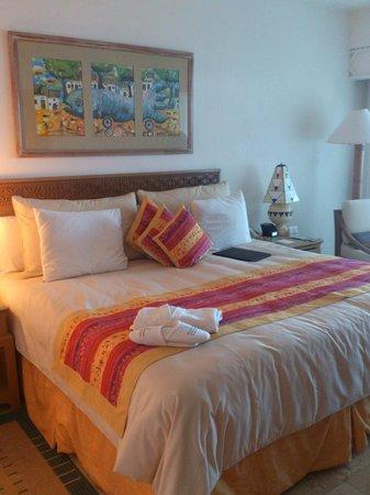 Villa Premiere Boutique Hotel & Romantic Getaway: la cama muy comoda
