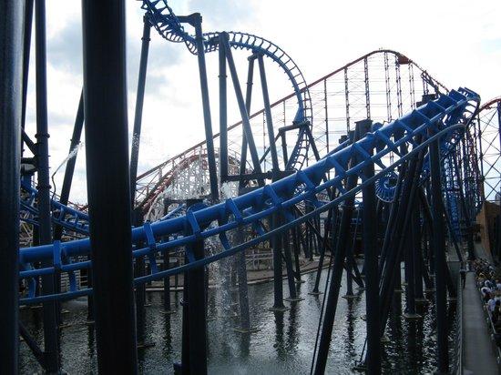 The Big One : Blackpool fun park