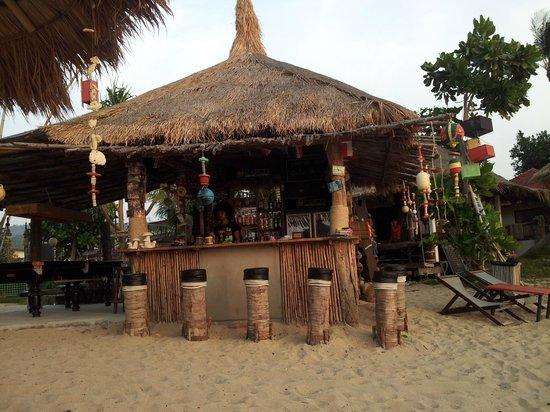 Coco Lanta Resort: le bar