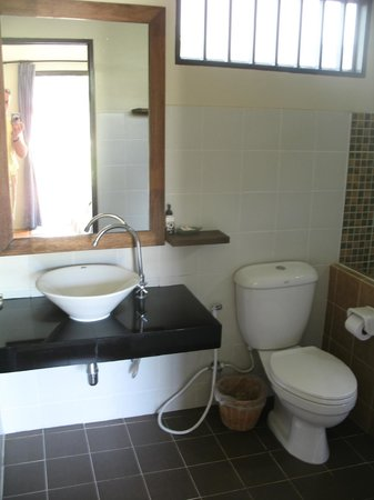 Coco Lanta Resort: La salle de bain