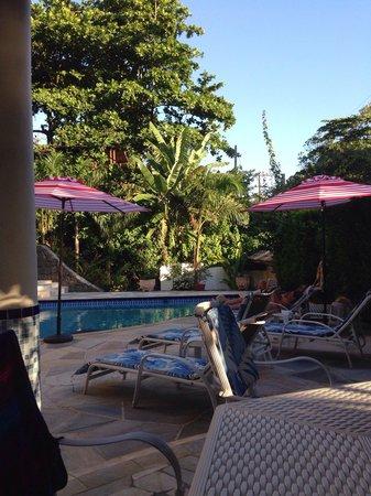 Villa Tenorio: Swimming pool