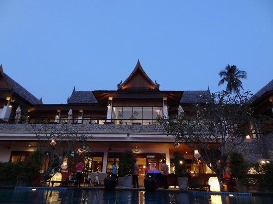 Ayara Hilltops Resort and Spa : Ayara Hilltops Breakfast restaurant