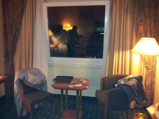 Hotel Crowne Plaza Berlin City Centre : Zimmer