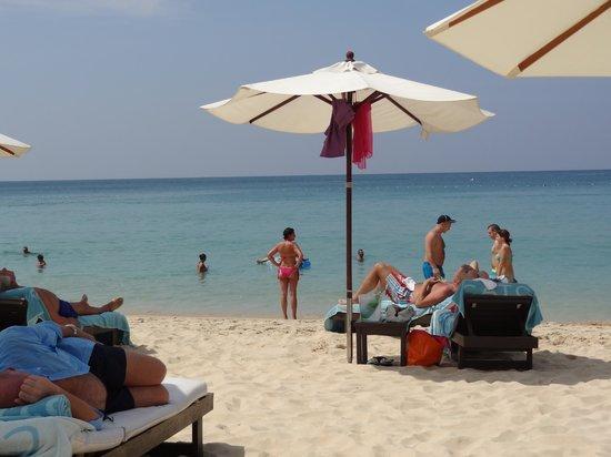Ayara Hilltops Resort and Spa : Surin Beach